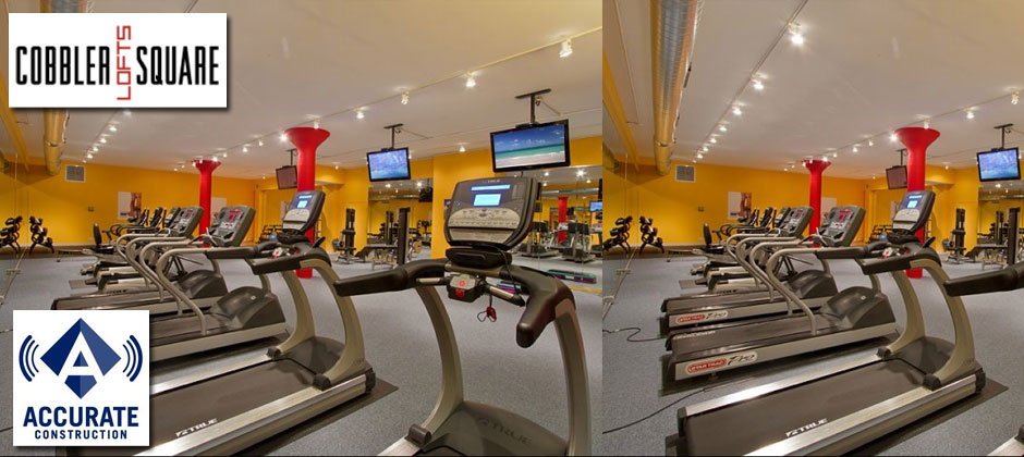 Soundproofing in Fitness Centers is Achievable